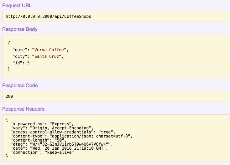 Use API Explorer | LoopBack Documentation