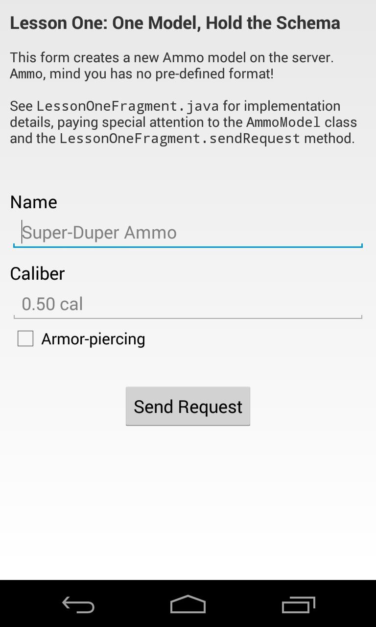 Android SDK | LoopBack Documentation