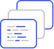 Icon depicting Git repository